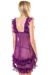 Комплект, цвет - фиолетовый_0