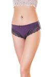 Трусы женские, цвет - т.фиолетовый