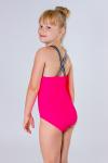 Купальник детский, цвет - розовый_0