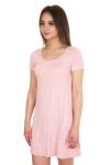 Ночная сорочка, цвет - коралл