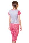 Пижама, цвет - серый_0
