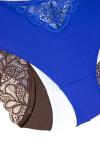 Трусы женские, цвет - синий