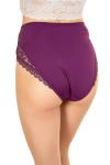 Корректирующее белье, цвет - пурпурный_0