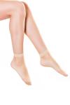 Носки женские, цвет - бежевый