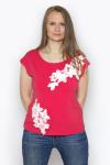 Блузка, цвет - коралл