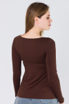 , цвет - коричневый_0