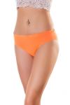 Трусы женские, цвет - оранжевый
