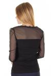 Блузка, цвет - черный_0