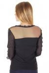 Блузка, цвет - зад