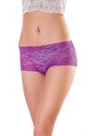 Трусы женские, цвет - фиолетовый