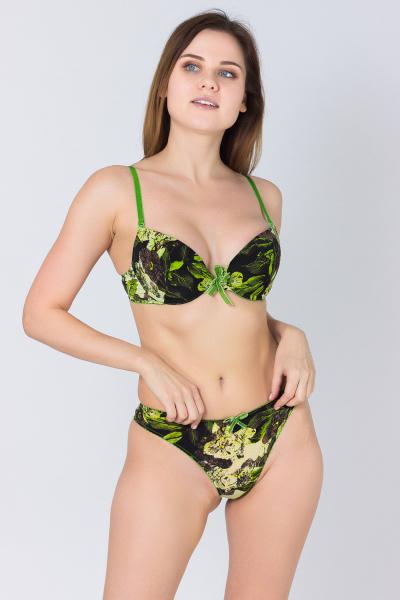 , цвет - зеленый