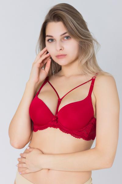 , цвет - бордовый