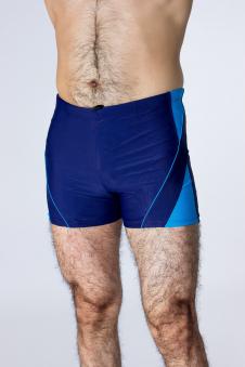 Плавки мужские, цвет - т.синий