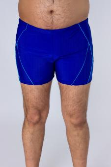 Плавки мужские, цвет - синий